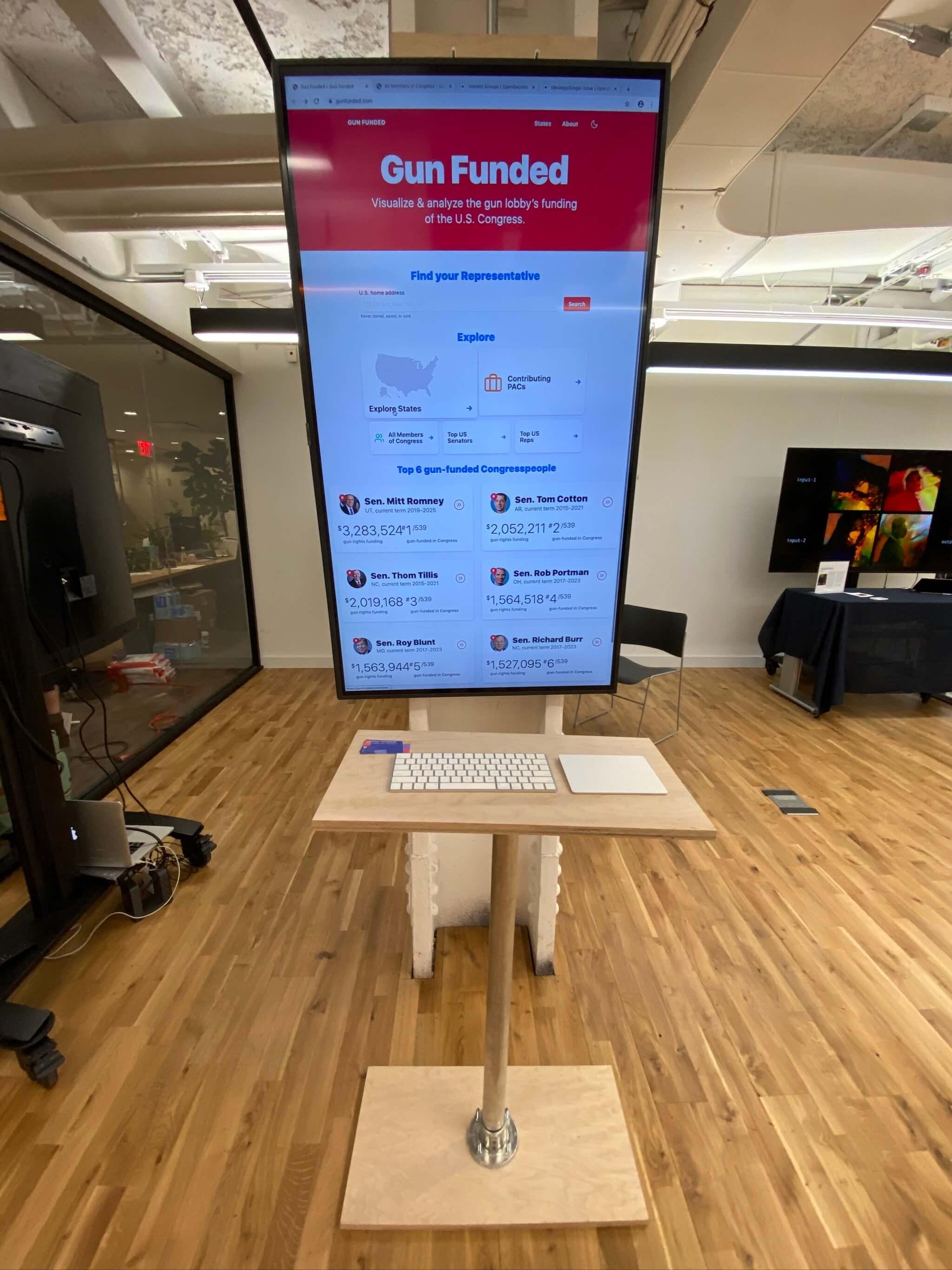 Show installation
